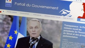 On April 15, French ministers posted their asset disclosures online for the first time ever. A week later, Obama reversed a 2012 law that required Congress and other officials to post their disclosures online.